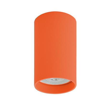 Потолочный светильник Denkirs DK2008-OR, 1xGU10x50W, оранжевый, металл