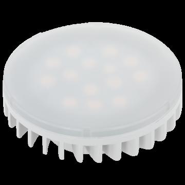 Светодиодная лампа Eglo 11442 GX53 6W, 3000K (теплый), гарантия 5 лет