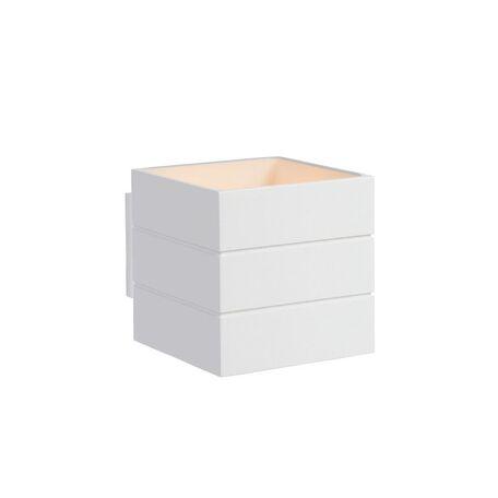 Настенный светильник Lucide Bok 17282/21/31, белый, металл
