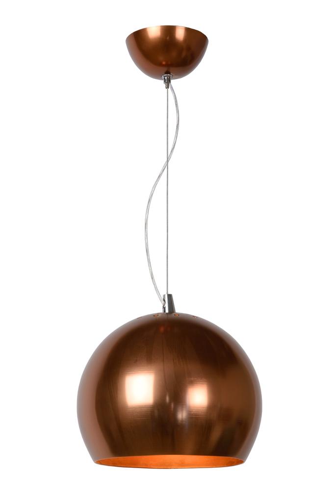 Подвесной светильник Lucide Sidi 17450/20/17, 1, медь, металл - фото 1