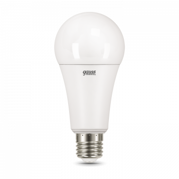 Светодиодная лампа Gauss Elementary 73235 груша E27 25W, 6500K (холодный) CRI>80 180-240V, гарантия 2 года - миниатюра 2
