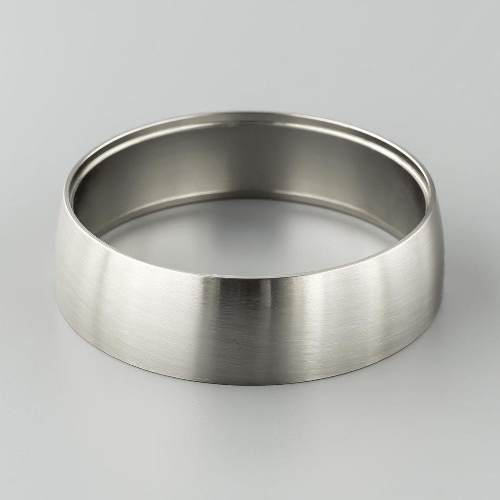 Декоративная рамка Citilux Гамма CLD004.1, матовый хром, металл - фото 3