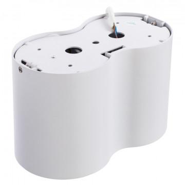 Потолочный светильник Arte Lamp Instyle Falcon A5633PL-2WH, 2xGU10x50W, белый, металл - миниатюра 4