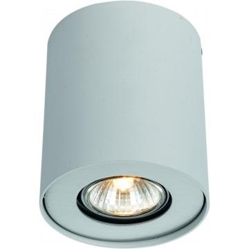 Потолочный светильник Arte Lamp Instyle Falcon A5633PL-1WH, 1xGU10x50W, белый, металл