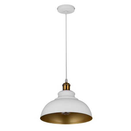 Подвесной светильник Lumina Deco LDP 6858 WT+GD