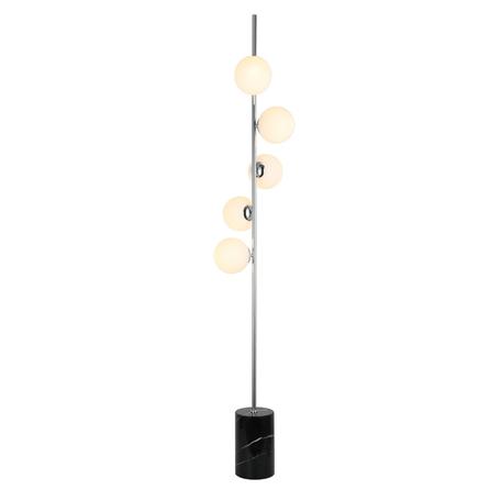 Торшер Lumina Deco LDF 6030-5 CHR