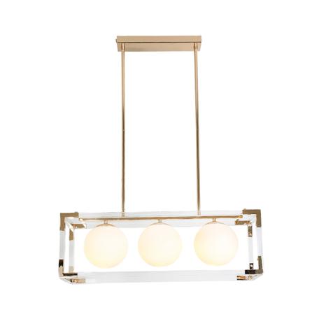 Подвесной светильник Lumina Deco LDP 6025-3 GD