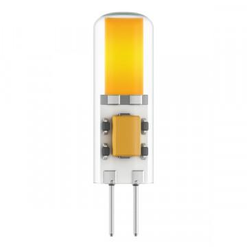 Филаментная светодиодная лампа Lightstar LED 940402 капсульная G4 3W, 3000K (теплый) 12V, гарантия 1 год