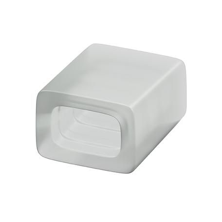 Изолирующая заглушка для светодиодных лент Lightstar LED Strip Accessories 408909, белый, пластик