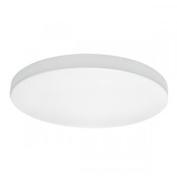 Потолочный светодиодный светильник Lightstar Arco 225264, IP44, LED 26W 4000K 2500lm, белый, пластик