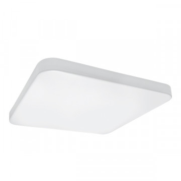 Потолочный светодиодный светильник Lightstar Arco 226264, IP44, LED 26W 4000K 2500lm, белый, пластик