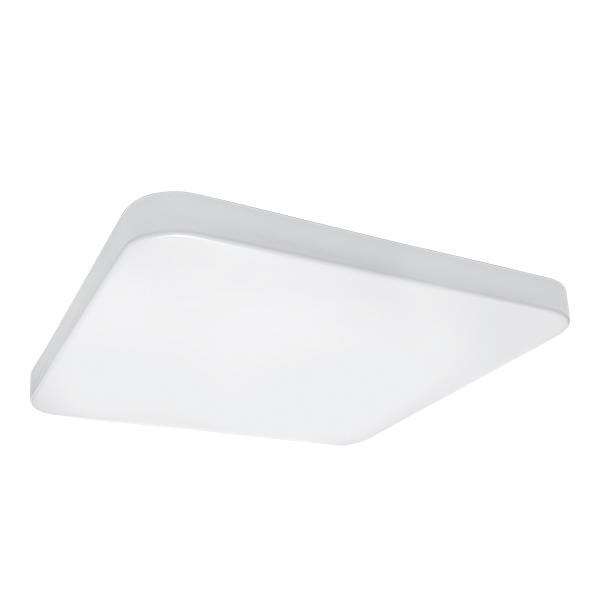 Потолочный светодиодный светильник Lightstar Arco 226264, IP44, LED 26W 4000K 2500lm, белый, пластик - фото 1