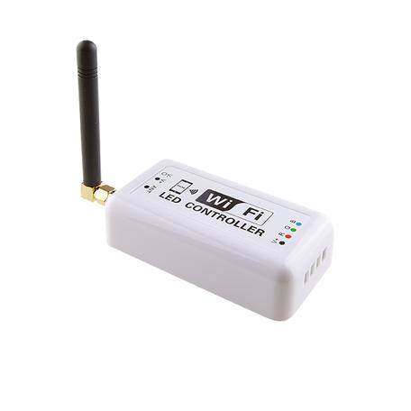 RGB-контроллер с управлением через смартфон Lightstar LED Strip Control 410954, белый