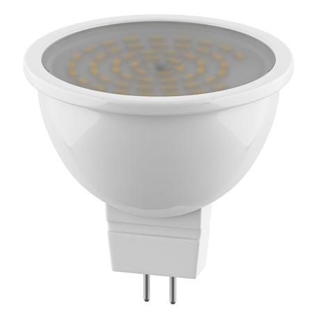 Светодиодная лампа Lightstar LED 940202 MR16 G5.3 4,5W, 3000K (теплый) 220V, гарантия 1 год