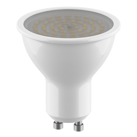 Светодиодная лампа Lightstar LED 940252 HP16 GU10 4,5W, 3000K (теплый) 220V, гарантия 1 год - миниатюра 1