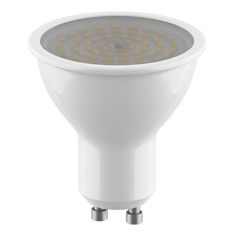Светодиодная лампа Lightstar LED 940254 HP16 GU10 4,5W, 4000K (дневной) 220V, гарантия 1 год