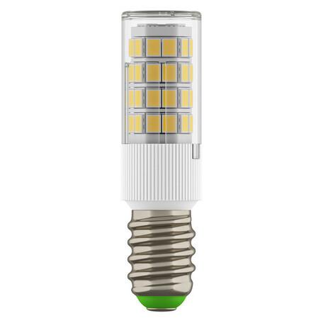 Светодиодная лампа Lightstar LED 940352 цилиндр E14 6W, 3000K (теплый) 220V, гарантия 1 год