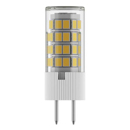 Светодиодная лампа Lightstar LED 940414 капсульная G4 6W, 4000K (дневной) 220V, гарантия 1 год