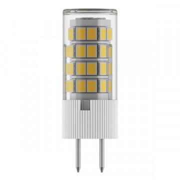Светодиодная лампа Lightstar LED 940432 капсульная G5.3 6W, 3000K (теплый) 220V, гарантия 1 год