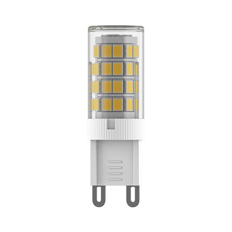 Светодиодная лампа Lightstar LED 940452 капсульная G9 6W, 3000K (теплый) 220V, гарантия 1 год