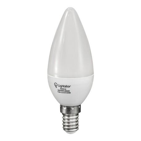 Светодиодная лампа Lightstar LED 940514 E14 6W, 4000K (дневной) 220V, гарантия 1 год