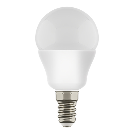 Светодиодная лампа Lightstar LED 940802 шар E14 7W, 3000K (теплый) 220V, гарантия 1 год
