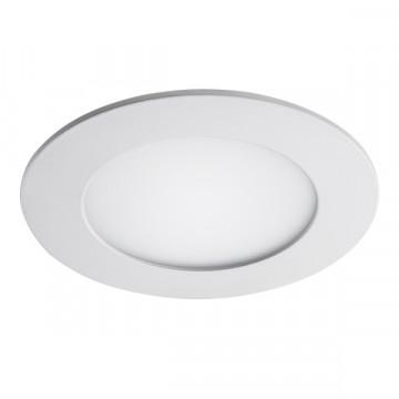 Встраиваемая светодиодная панель Lightstar Zocco 223064, IP44, LED 6W 4000K 300lm, белый, металл с пластиком
