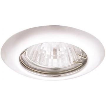 Встраиваемый светильник Arte Lamp Praktisch A1203PL-3CC, 1xGU10x50W, хром, металл