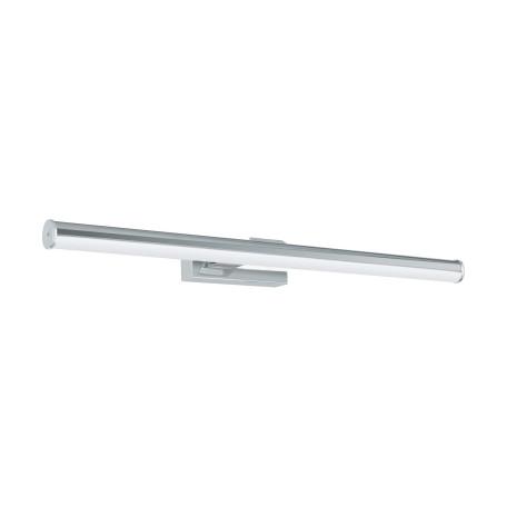Настенный светодиодный светильник для подсветки зеркал Eglo Vadumi 97082, IP44, LED 11W 4000K 1350lm, хром, пластик