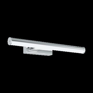Настенный светодиодный светильник Eglo Vadumi 97081, IP44, LED 7,4W 4000K 900lm, хром, пластик