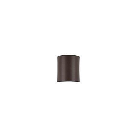 Настенный светильник Nowodvorski Alice 5660, 1xE27x60W, черный, коричневый, металл, текстиль