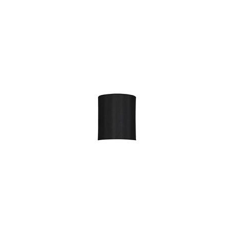 Настенный светильник Nowodvorski Alice 5724, 1xE27x60W, черный, золото, металл, текстиль