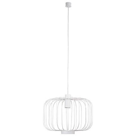Подвесной светильник Nowodvorski Allan 6940, 1xGU10x35W, белый, металл