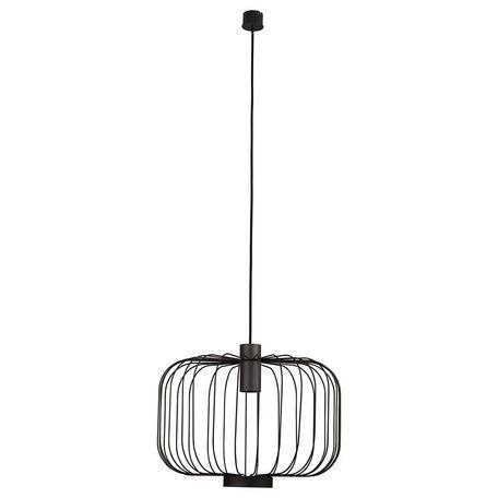 Подвесной светильник Nowodvorski Allan 6941, 1xGU10x35W, черный, металл