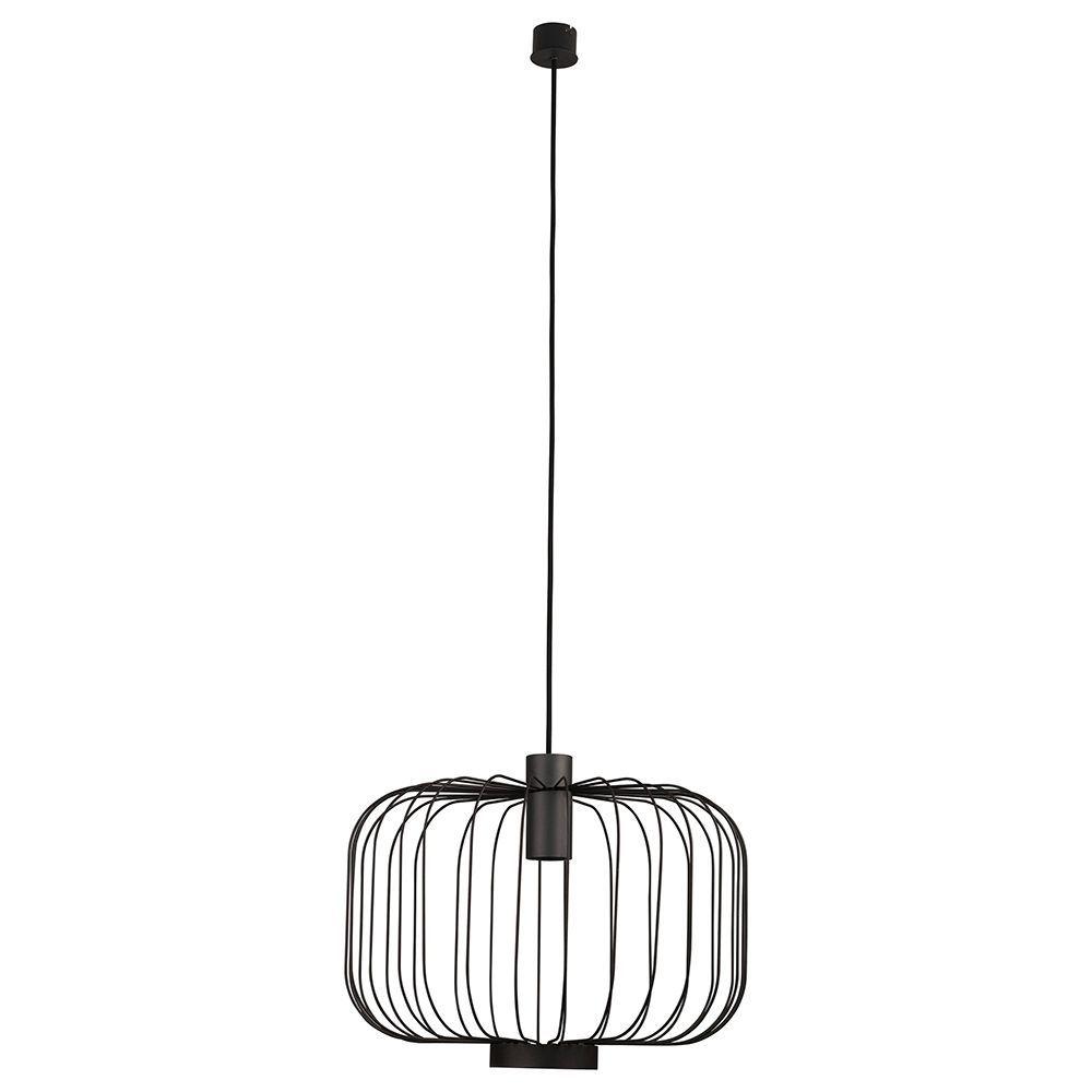 Подвесной светильник Nowodvorski Allan 6941, 1xGU10x35W, черный, металл - фото 1