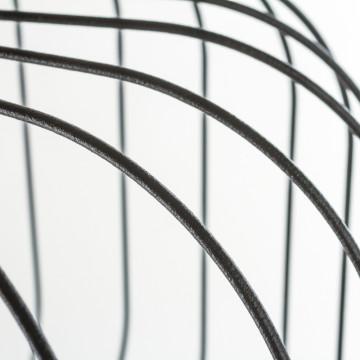 Подвесной светильник Nowodvorski Allan 6941, 1xGU10x35W, черный, металл - миниатюра 2