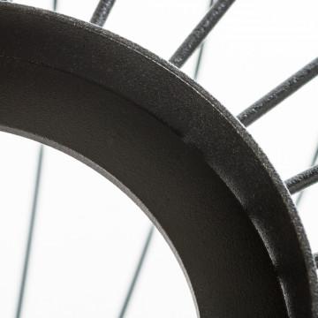 Подвесной светильник Nowodvorski Allan 6941, 1xGU10x35W, черный, металл - миниатюра 3