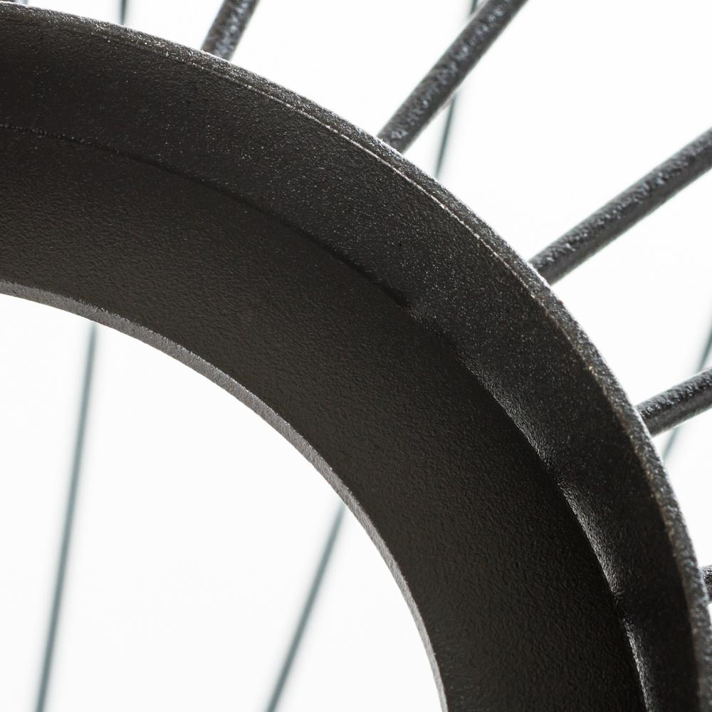 Подвесной светильник Nowodvorski Allan 6941, 1xGU10x35W, черный, металл - фото 3