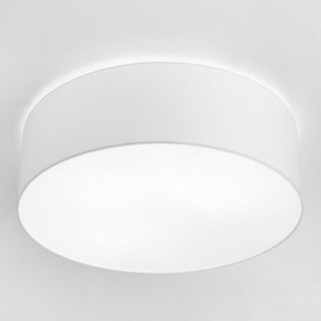 Потолочный светильник Nowodvorski Cameron 9606, 4xE27x25W, белый, металл, текстиль