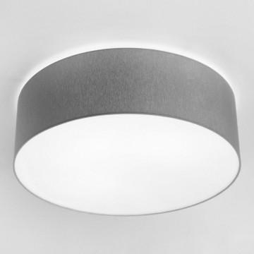 Потолочный светильник Nowodvorski Cameron 9682, 4xE27x25W, серый, белый, металл, текстиль