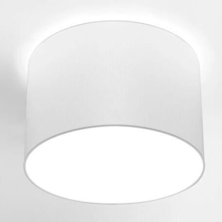 Потолочный светильник Nowodvorski Cameron 9684, 3xE27x25W, белый, металл, текстиль
