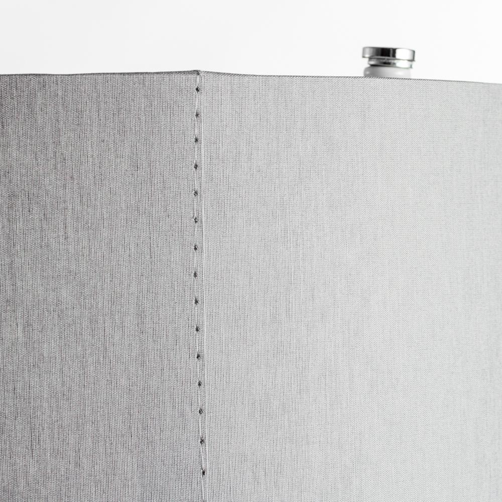 Потолочный светильник Nowodvorski Cameron 9687, 2xE27x25W, серый, белый, металл, текстиль - фото 2