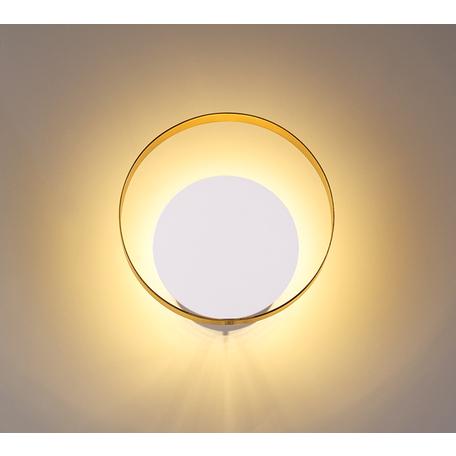 Настенный светодиодный светильник Odeon Light Mondi 3899/7WW 3000K (теплый)