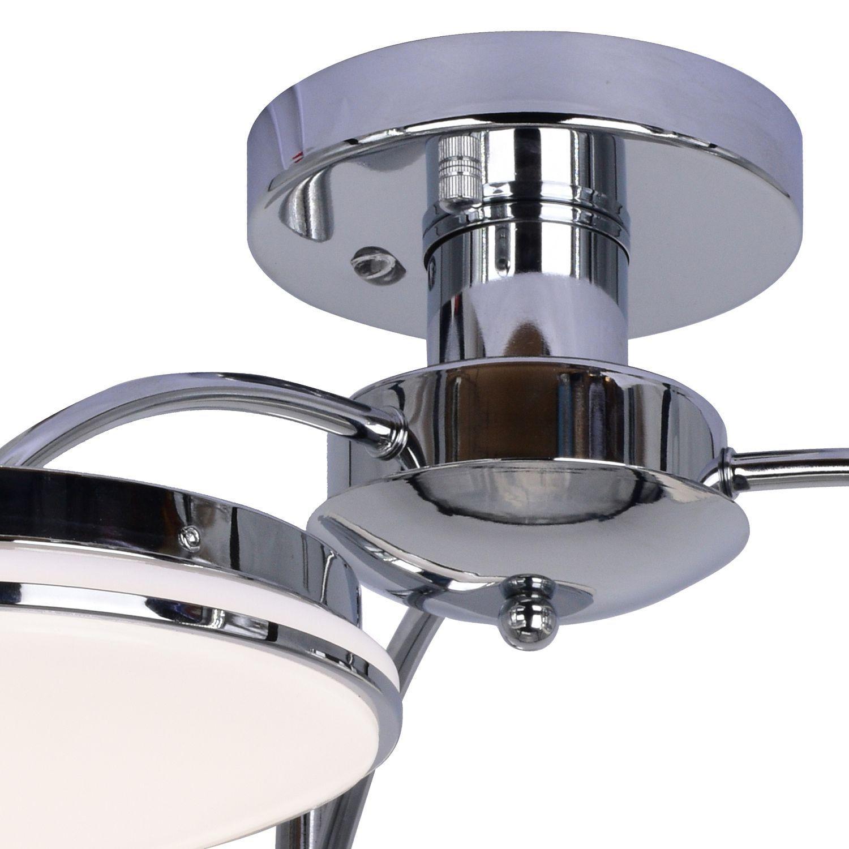 Потолочная люстра с пультом ДУ Favourite F-Promo LEDante 2472-3P 3000-6000K - фото 3