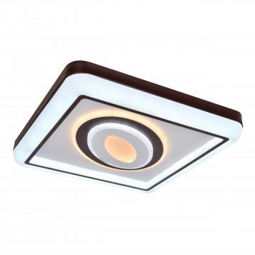 Потолочный светодиодный светильник с пультом ДУ Favourite F-Promo Lamellar 2459-5C, LED 120W 3000-6000K