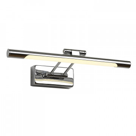Настенный светодиодный светильник для подсветки картин Favourite Auctor 2428-1W, 4000K (дневной), металл, пластик