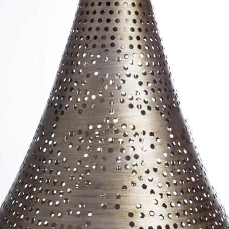 Подвесной светильник Arte Lamp Ajour A1708SP-1SG, 1xE27x40W, матовое золото, металл - миниатюра 4