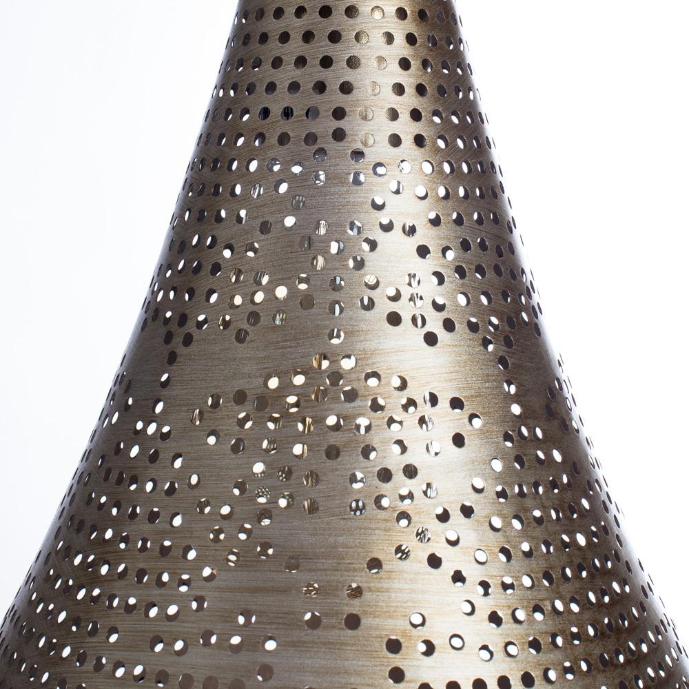 Подвесной светильник Arte Lamp Ajour A1708SP-1SG, 1xE27x40W, матовое золото, металл - фото 4