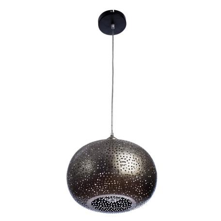 Подвесной светильник Arte Lamp Ajour A1709SP-1SG, 1xE27x40W, матовое золото, металл