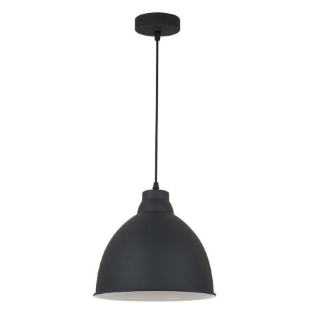 Подвесной светильник Arte Lamp Braccio A2055SP-1BK, 1xE27x60W, черный, металл
